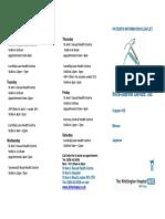 IUD Leaflets