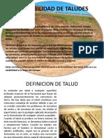 Estabilidad de Taludes- Mirko