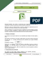 Excel Ejercicios