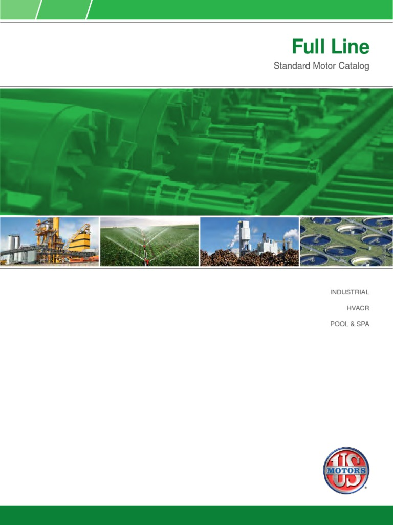 320247182-Nidec-Us-Motors-Catalog.pdf | Ventilador mecánico ... on