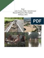 2016 Schenectady County Landslide Report