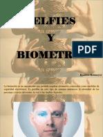 Ramiro Helmeyer - Selfies y Biometría