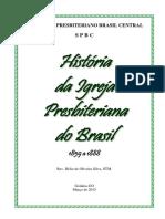 APOSTILA = HISTÓRIA DA IPB - Módulo I = 2015
