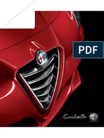 Catalogue Giulietta 1