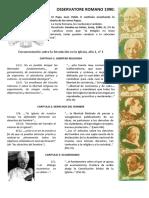 Osservatore Romano 1990