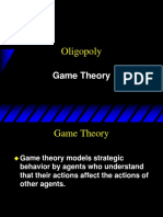 Oligo Game Theory