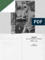 ALVES, R. - Religion Opio o Liberacion - Tierra Nueva, Uruguay, Sf