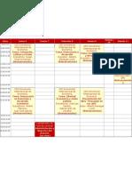 Cronograma UPCTV - Semana del 6 al 12 de Setiembre