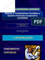 Módulo 2 COOPEBIS Fund Contables