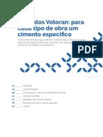 1513193041e-Book-nilson Linha Votoran TIPOS de CIMENTO