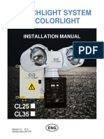 Installation Manual CL25 CL35 Ver. F1.6 ENG Print