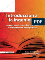 Introduccion a La Ingenieria 1ra Edición