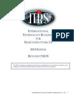 2015 ITRS 2.0 Beyond CMOS_Decrypted