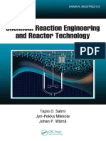23171.Chemical Reaction Engineering and Reactor Technology (Chemical Industries)