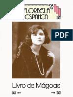 Livro de Magoas - Florbela Espanca