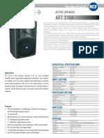 En_ART 310A Spec Sheet