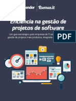 eBook Eficiencia Gestao Projetos Software