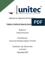 Diseño de Viga Aula Universidad Tecnológico de Honduras (2)