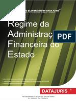 Regime de Administração Financeira Do Estado - Atualizada