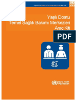 Age Friendly PHC Centre Toolkit.turkCE