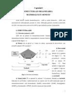 1. Structura, Organizare Adn