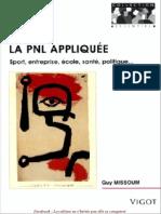 La PNL appliquée Sport_entreprise_école_santé_politique - Guy Missoum.pdf