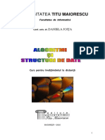 Algoritmi si structuri de date - suport de curs.pdf