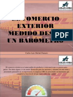 Carlos Luis Michel Fumero - El Comercio Exterior Medido Desde Un Barómetro