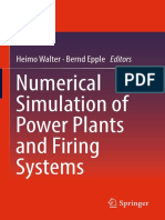 Heimo Walter, Bernd Epple (Eds.)-Numerical Simulation of Power Plants and Firing Systems-Springer-Verlag Wien (2017)