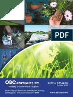 Catalog OBCNW 2016