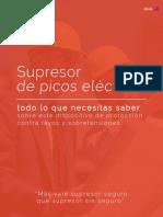 Electropol - Supresor de Picos Eléctrico, Todo Lo Que Necesitas Saber - eBook 1