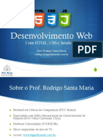 Desenvolvimento Web HTML Css Js Modulo 01 160219051823