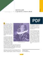 Jacob Bernoulli