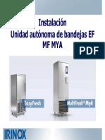 IRINOX Descripción Técnica MF45.1