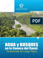 Agua y Bosques