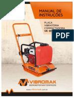 Manual de Instrucao Placa Vibratoria Compactadora VK 85 (1)