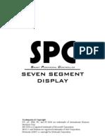 Manual SPC Seven Segment