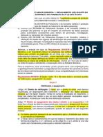 Lei de Proteção de Dados Europeia
