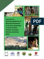 Diagnostico Contaminacao Mercurio Terra Indigena Yanomami