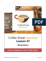 Coffee Break German. Lesson 36.pdf