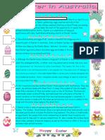 4792 Easter in Australia