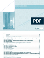 Manual Procedimentos DGAJ