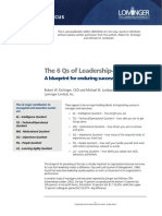 The 6Qs of Leadership
