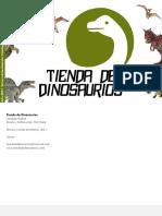 Catalogo Dinosaurios v3.0