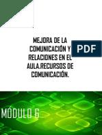 MÓDULO 6. Las Técnicas Didácticas y Las Actividades en Educación(1)
