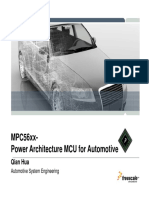 MPC56xx-Power Architeture MCU for Automotive