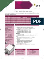 130P ITT Pressure switchs.pdf