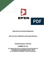 Pilar Subterraneo Trifasico EPEN