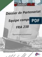 Dossier Sponsoring FRA 238