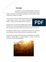 El Mito de La Tatuana
